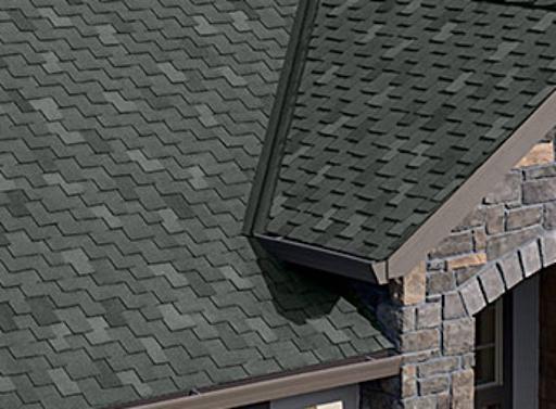 Ngói bitum là vật liệu làm mái nhà trong các công trình hiện đại