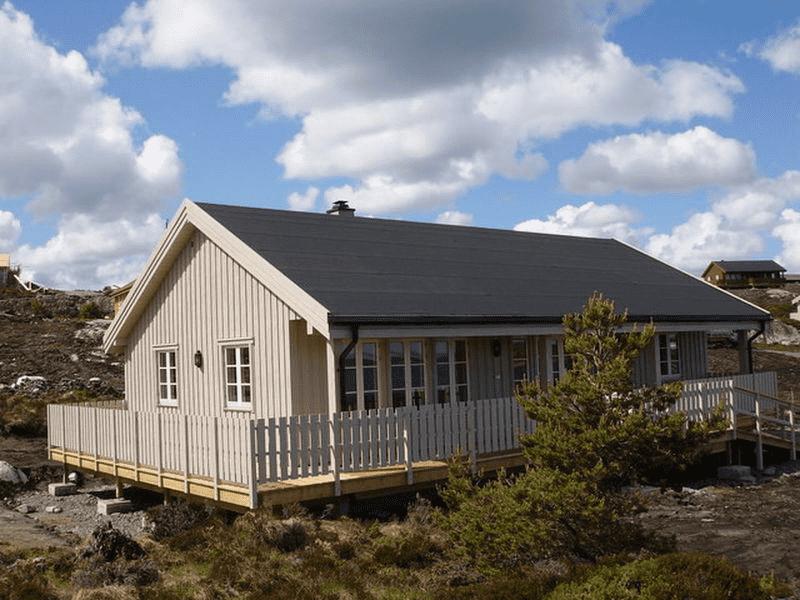 mẫu thiết kế Nhà khung thép mái tôn cấp 4