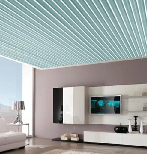 Làm trần nhà bằng tôn lạnh - giải pháp chống nóng hiệu quả