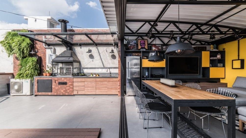 Làm mái tôn sân thượng vừa tăng không gian sinh hoạt vừa tăng tính thẩm mỹ