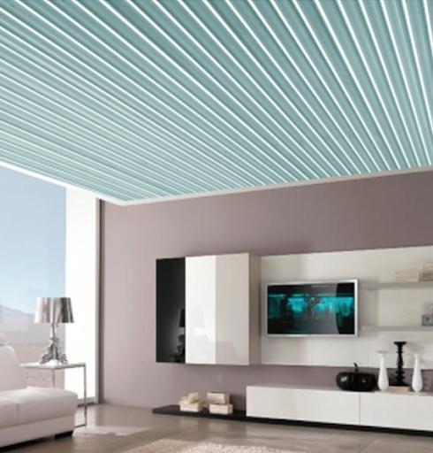 BlueScope Zacs Tấm Trần mang lại không gian nội thất hoàn hảo