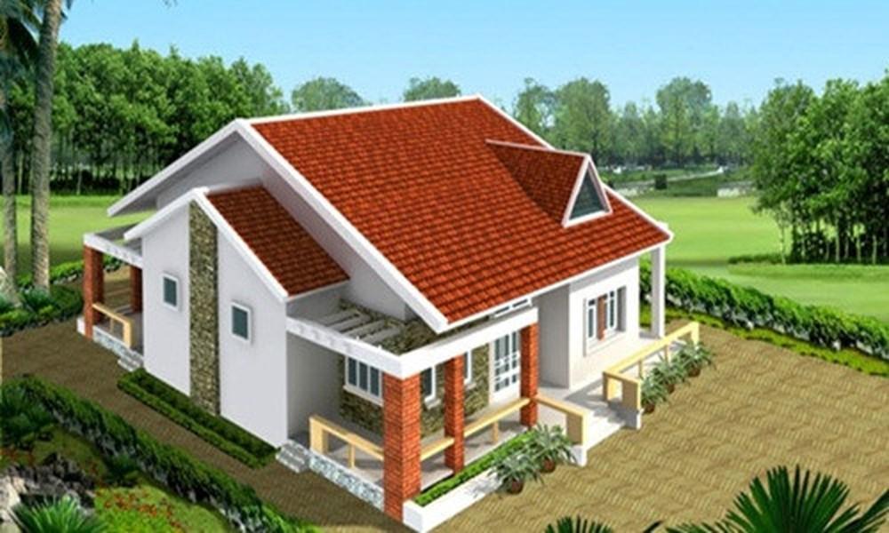 Mái ngói - biểu tượng kiến trúc nhà ở Việt Nam