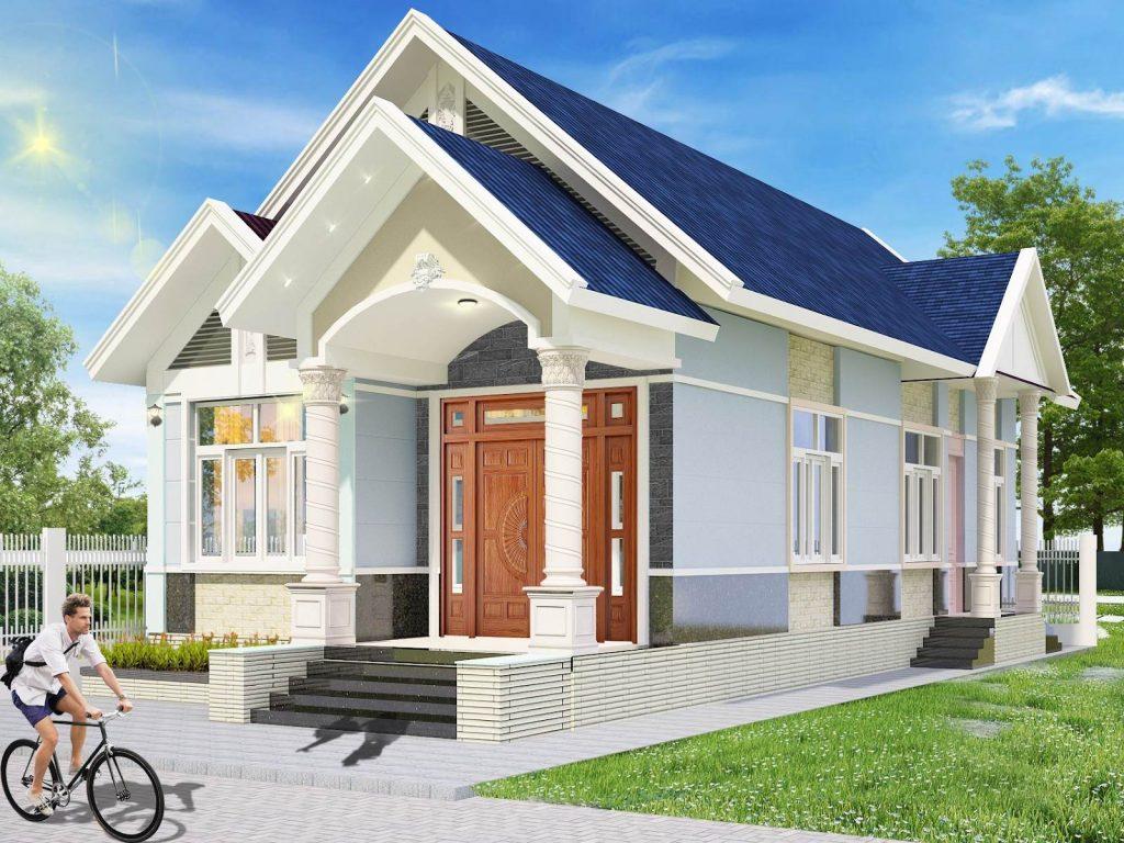 Tôn Zacs bền màu - xua tan nỗi lo phai màu mái nhà