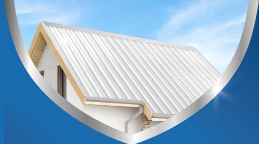 Mái nhà lợp tôn Zacs®+ Công Nghệ INOK™ luôn sáng bóng, bền đẹp