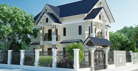 Mái tôn sóng được sử dụng phổ biến mang đến tính thẩm mỹ cao cho công trình sử dụng