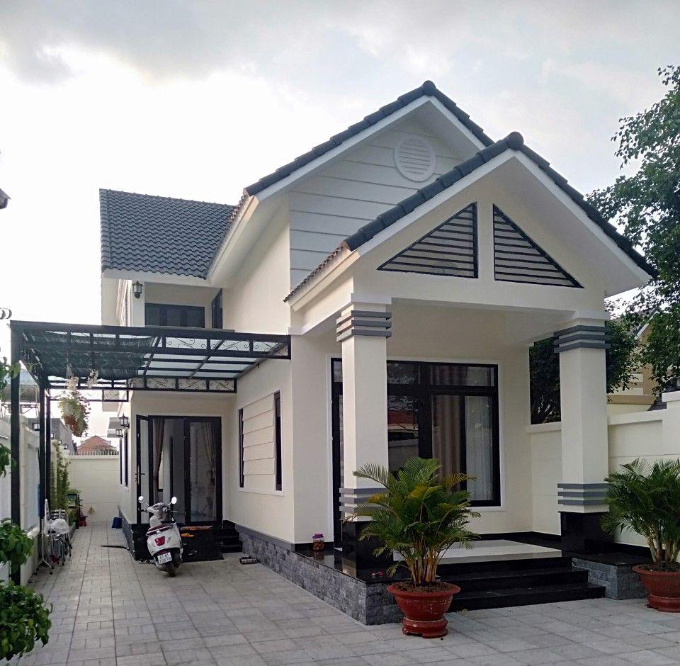 Việc thiết kế thêm gác lửng không chỉ tăng diện tích sử dụng mà còn giúp ngôi nhà trở nên cao ráo hơn