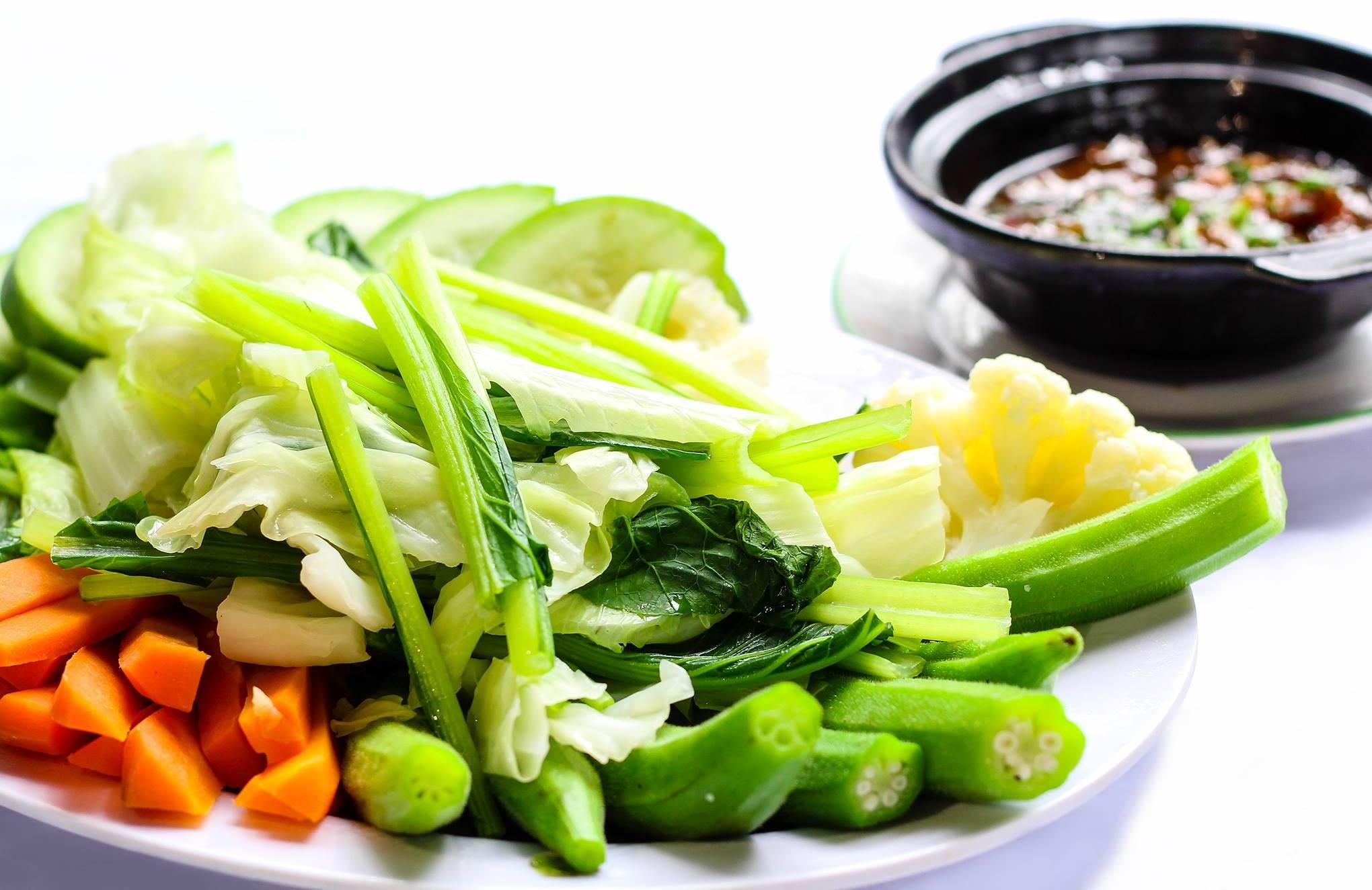ăn chay ngày rằm