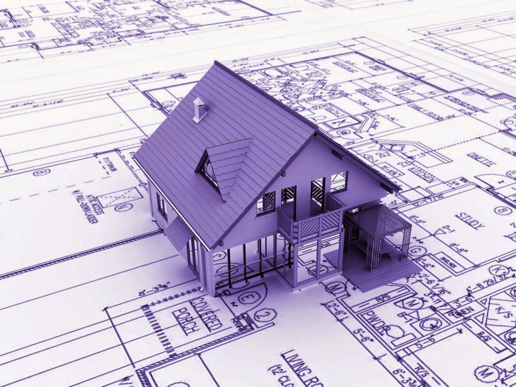 hướng xây nhà tốt 2020
