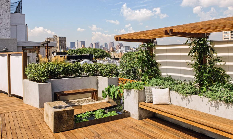 Những mái che sân thượng hoàn hảo để gia đình bạn đón Trung Thu