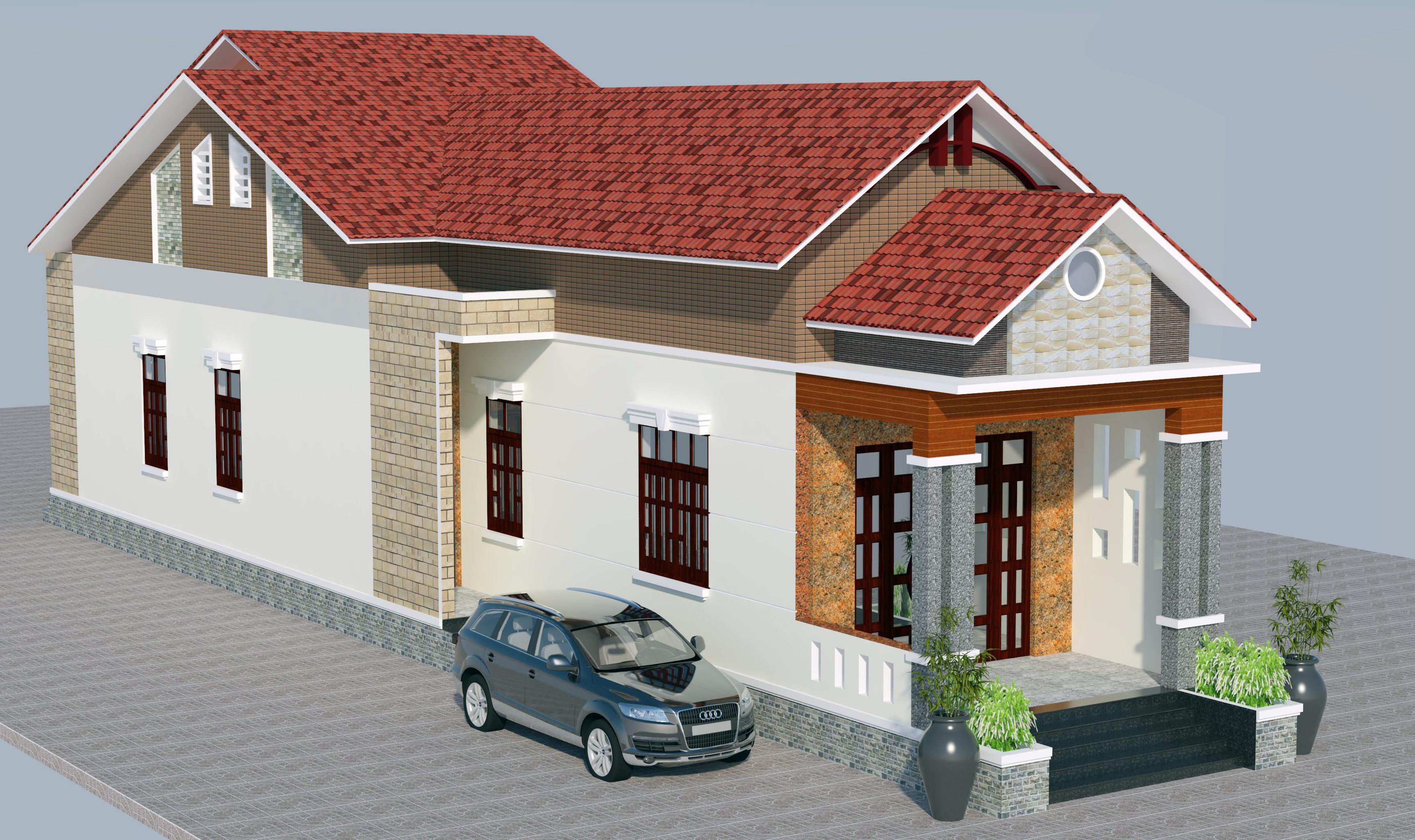 Tại sao nhà mái tôn đang là xu hướng xây dựng hiện đại ?