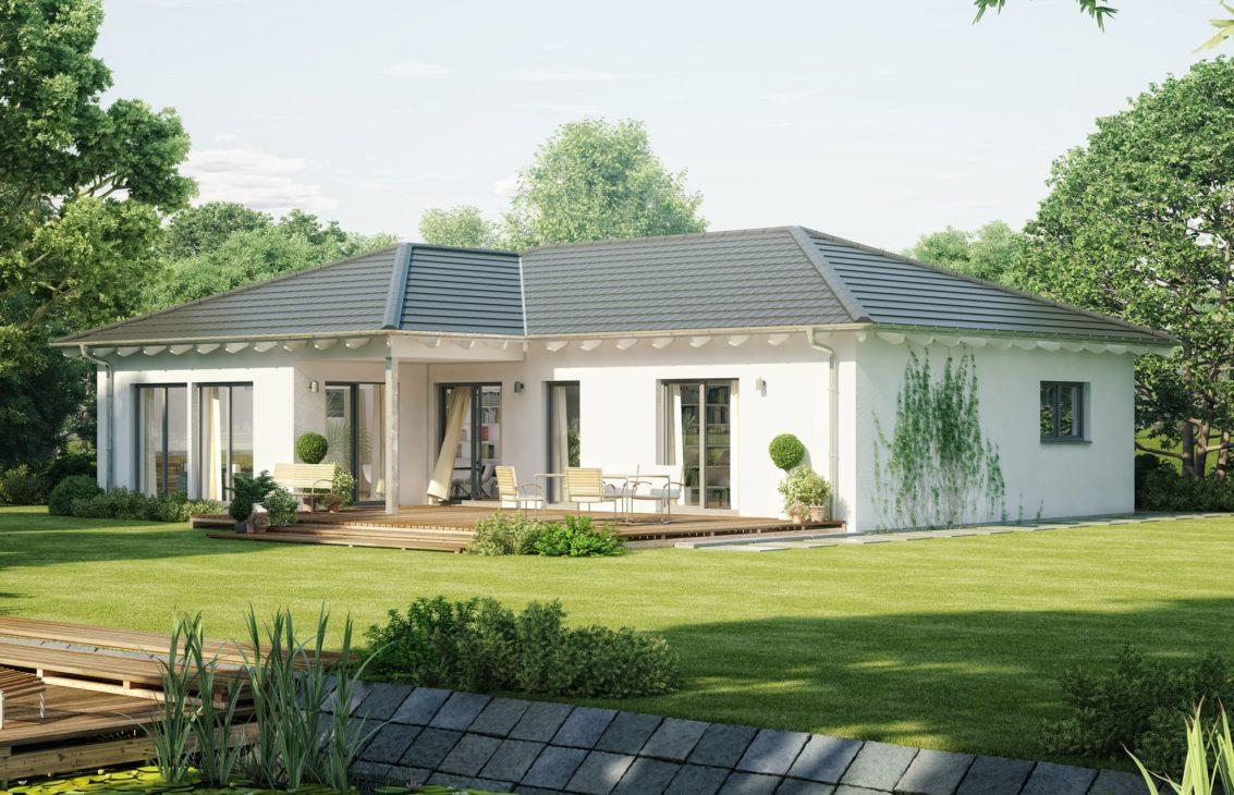Thiết kế nhà vườn mái thái cấp 4 có sân vườn hiện đại nhất 2020