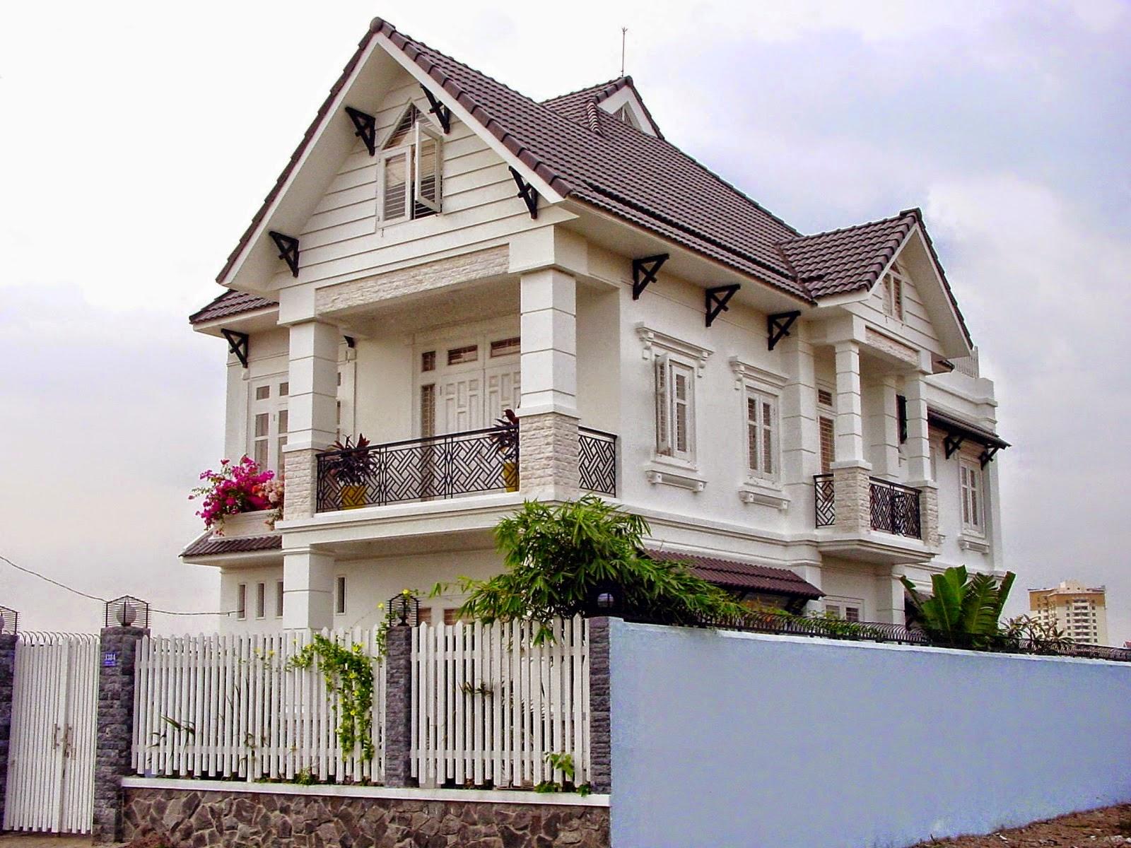 10+ Mẫu nhà biệt thự 2 tầng hình chữ L lợp tôn phong cách hiện đại (Phần 1)