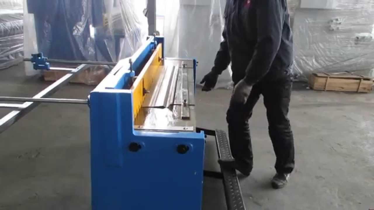 máy cắt tôn