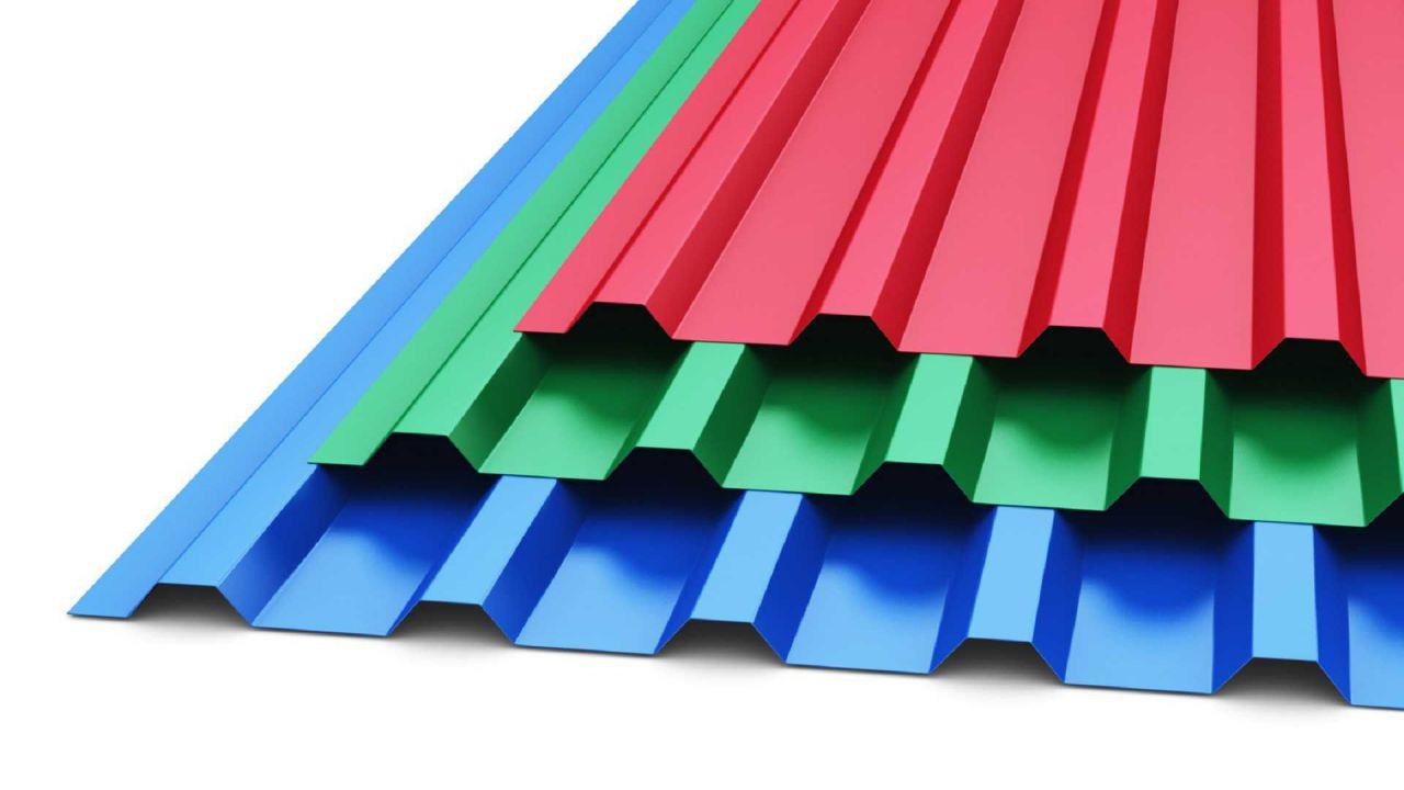 So sánh đặc điểm quan trọng của tôn lạnh màu và tôn kẽm màu