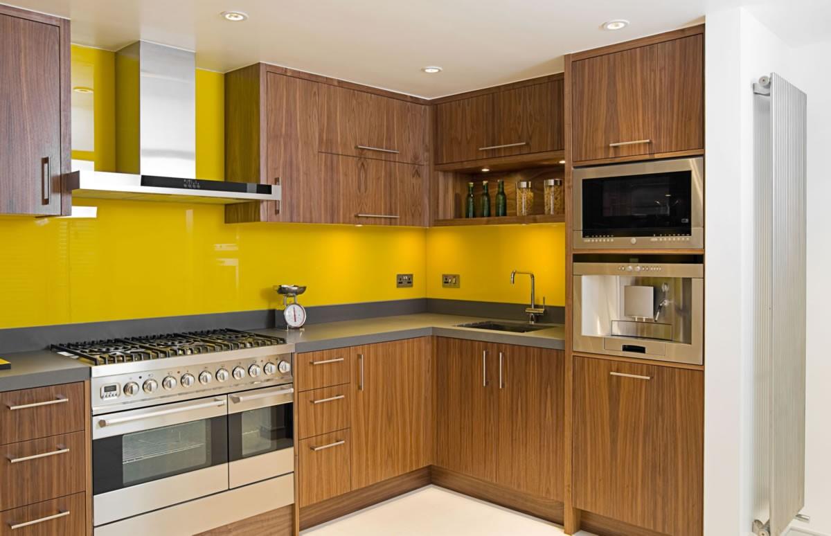 5 thiết kế nhà bếp với tông màu vàng chanh cực trẻ trung và đáng yêu