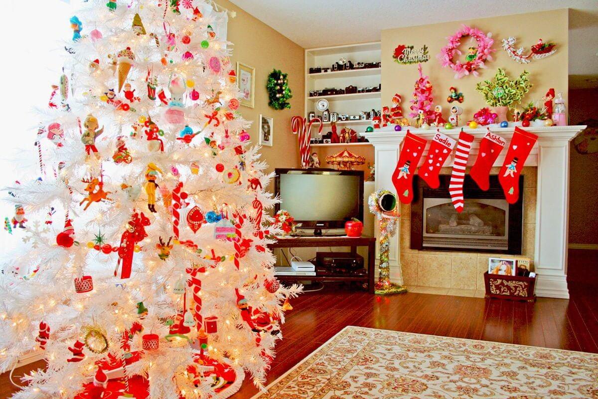 5 điều cần nhớ khi trang trí tổ ấm dịp Giáng sinh