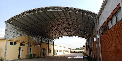 Mái vòm tôn - Xu hướng lạ nên ứng dụng vào công trình đời sống