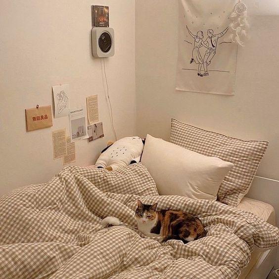 10 bước đơn giản để thiết kế phòng ngủ ấm cúng theo style Hàn Quốc