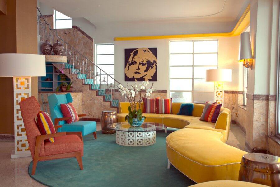 Phong cách thiết kế Retro - Hơi thở cổ điển trong thiết kế nội thất hiện đại